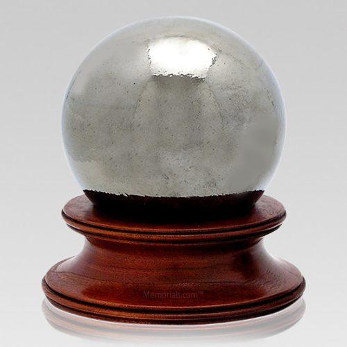 Lunar Glass Child Cremation Urns