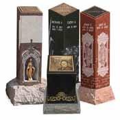 Memorial Cremation Pillars