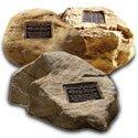 Memorial Garden Rocks