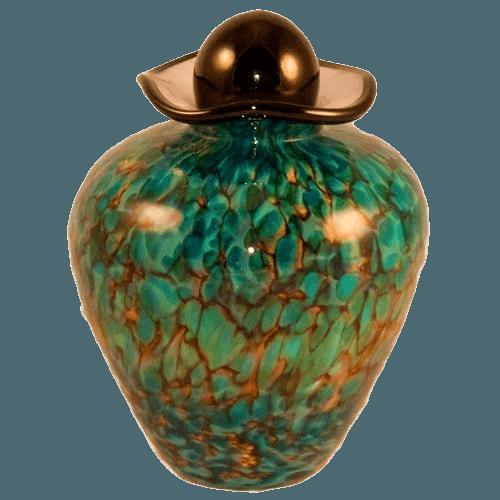 Mermaid Child Cremation Urn