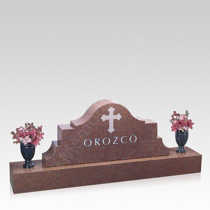 Mesa Upright Cemetery Headstone