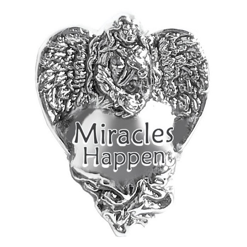 Miracle Angel Lapel Pins