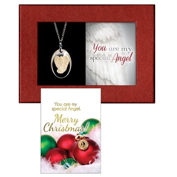My Angel Gift Boxed Pendant