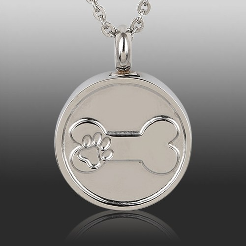 My Paw Cremation Necklace