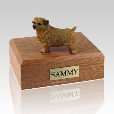 Norfolk Terrier Dog Urns