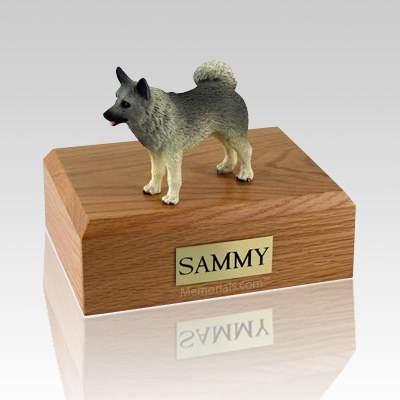 Norwegian Elkhound Dog Urns