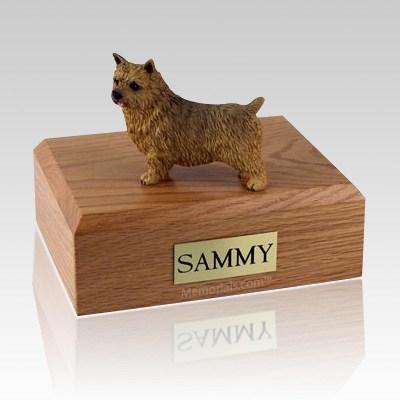 Norwich Terrier Dog Urns