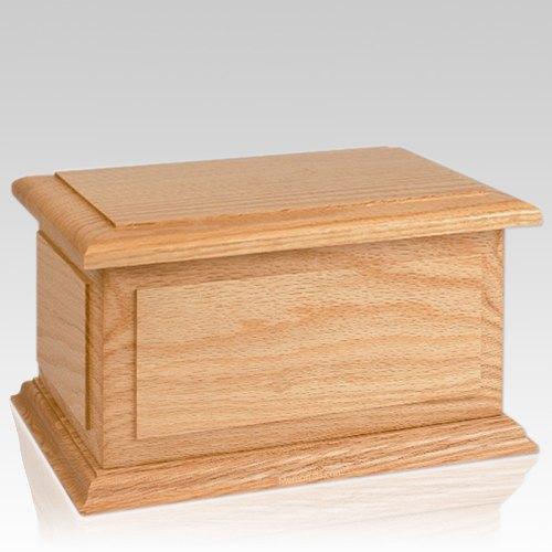 Ohio Wood Cremation Urn