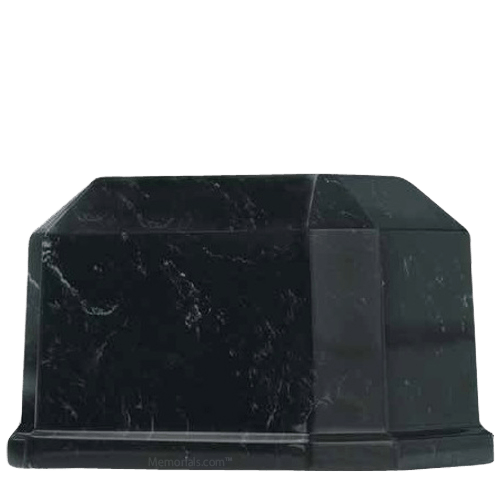 Onyx Prism Marble Cremation Urn