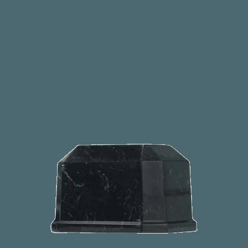 Onyx Prism Marble Keepsake Urn