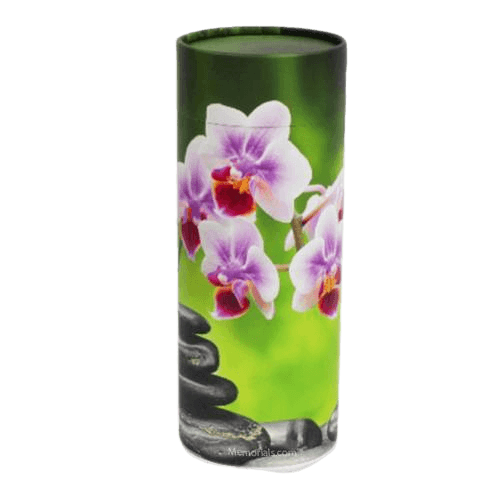 Orchid Scattering Biodegradable Urn