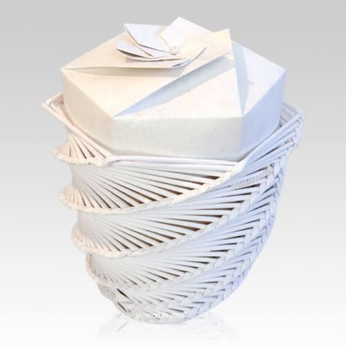 Origami Cremation Urn