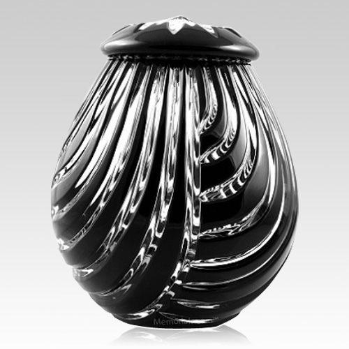 Orion Glass Child Cremation Urn