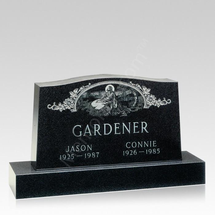 Our Shepherd Grave Headstone
