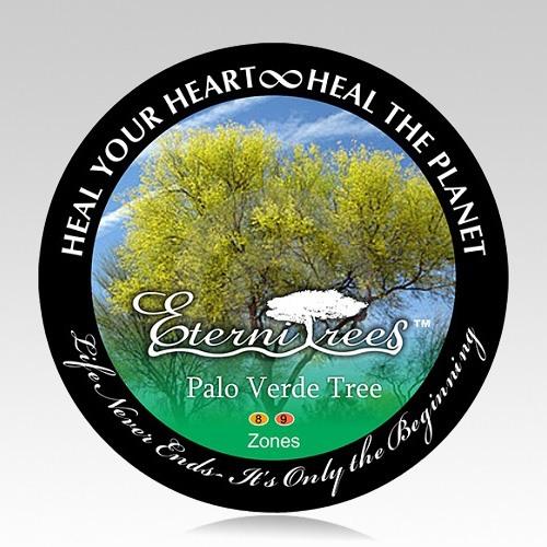 Palo Verde Cremation Ash Pet Tree