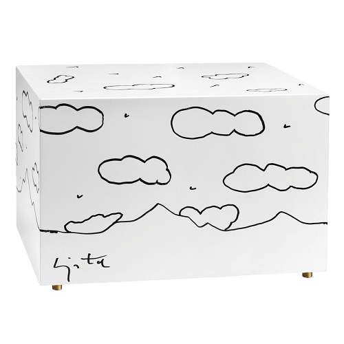 Passing Clouds Cremation Urn