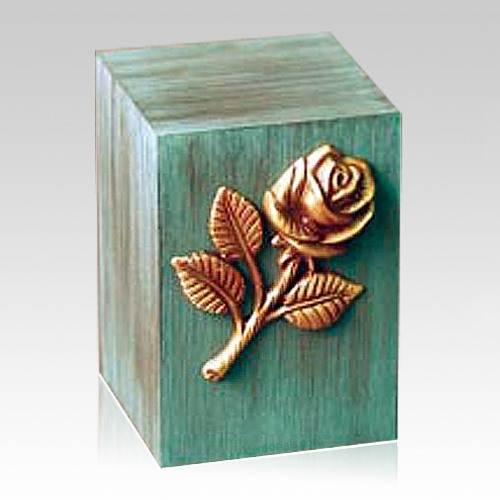 Patina Rose Childrens Cremation Urn