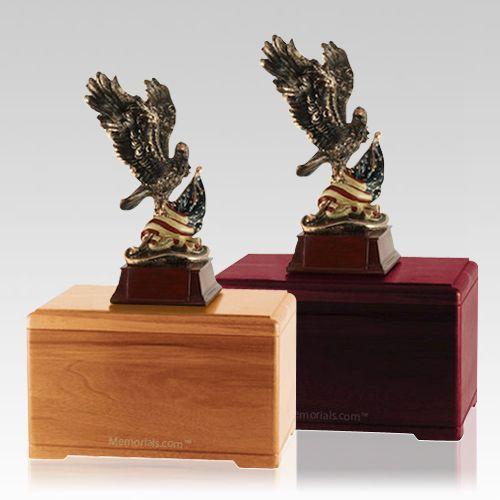 Patriot Eagle Cremation Urns