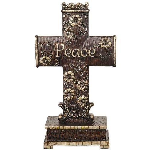Peace & Grace Cross Keepsake