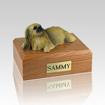 Pekingese Large Dog Urn
