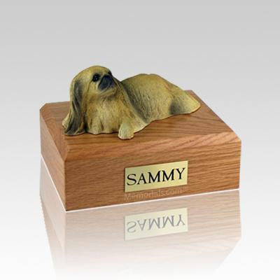 Pekingese Medium Dog Urn