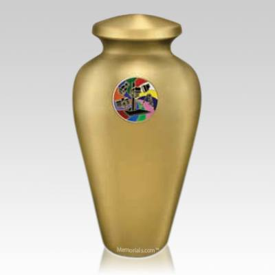 Photography Cremation Urn