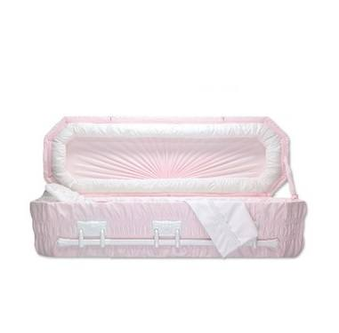 Pink Cloud Child Caskets