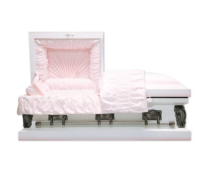 Pink Dream Child Caskets