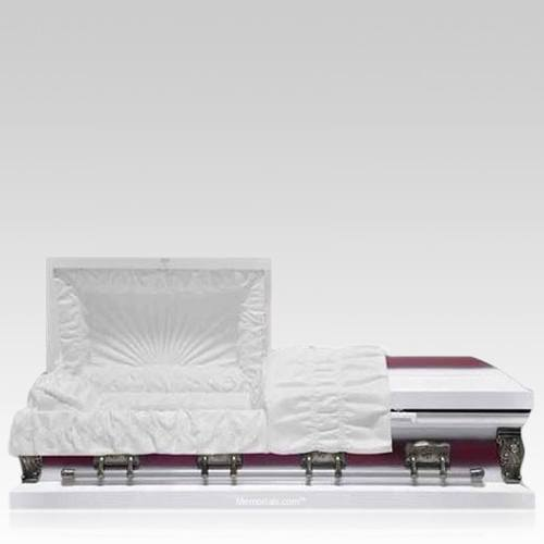 Plum Mist Child Caskets