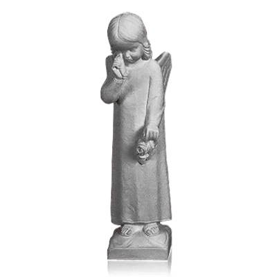 Praying Child Angel Marble Statues