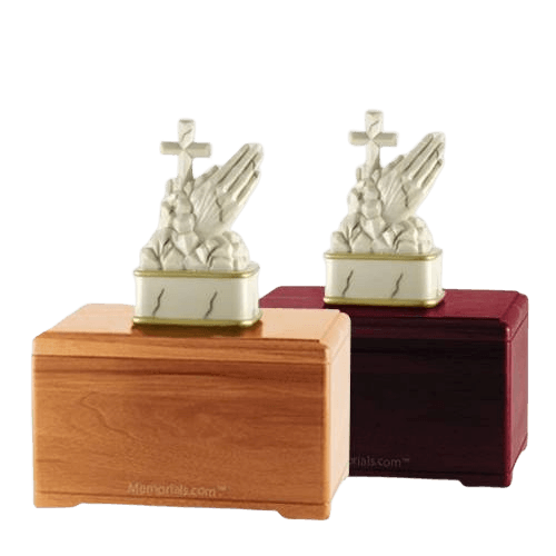Praying Cremation Urns