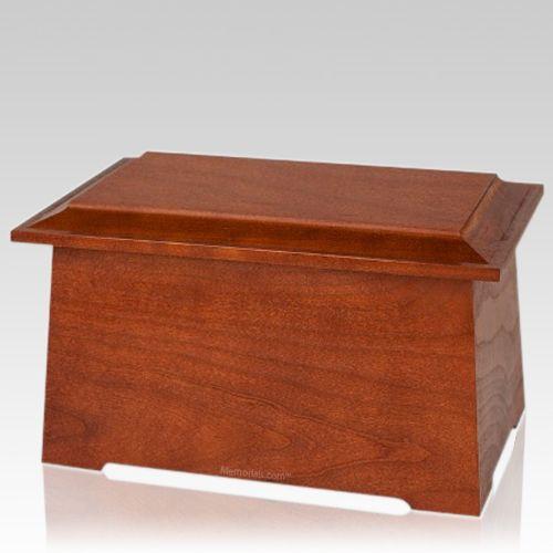 Prestige Cherry Cremation Urn