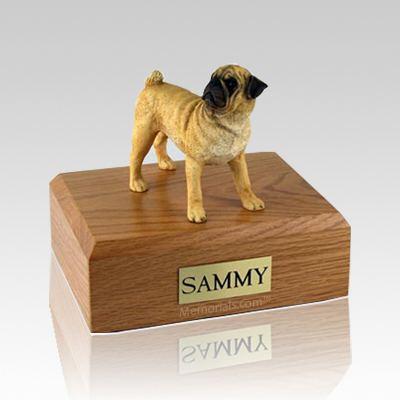 Pug Large Dog Urn