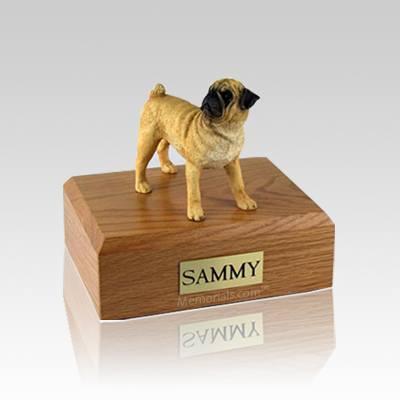 Pug Small Dog Urn
