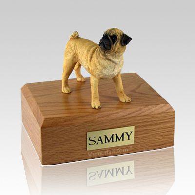 Pug X Large Dog Urn