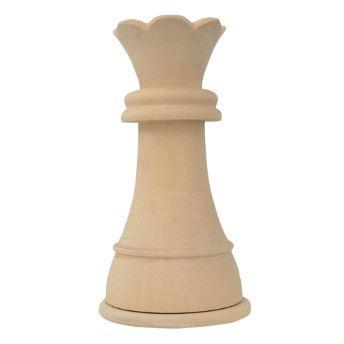 Unique Queen Chess Urn