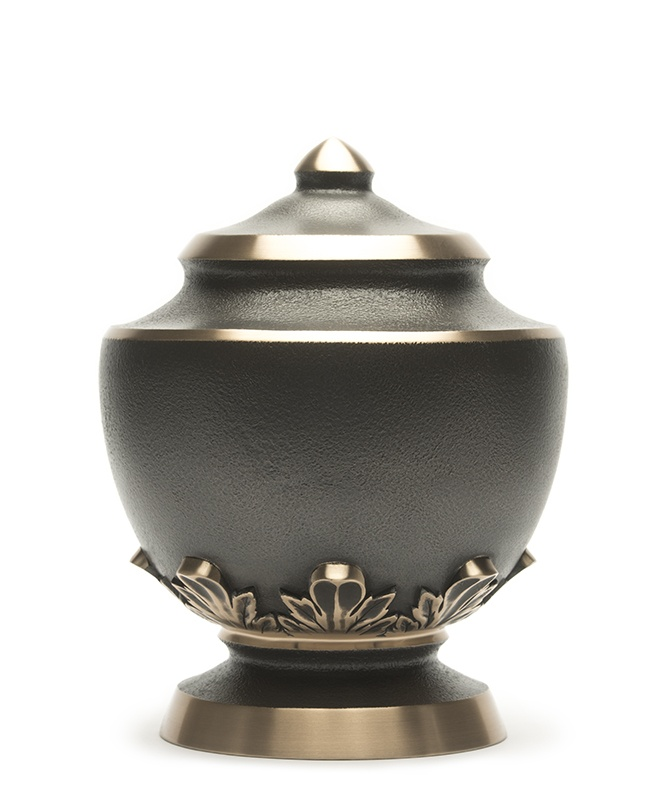 Renaissance Bronze Cremation Urn