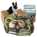 Rabbit Urns