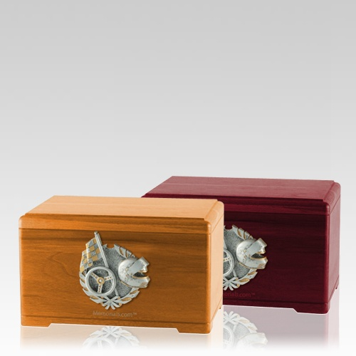 Racing Fan Cremation Urns