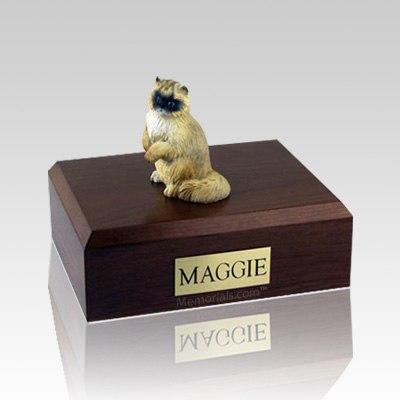 Ragdoll Medium Cat Cremation Urn