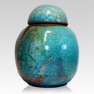 Rakuten Irish Ceramic Urn