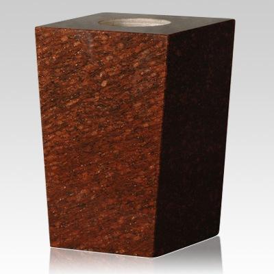 Redwood Modern Granite Vase