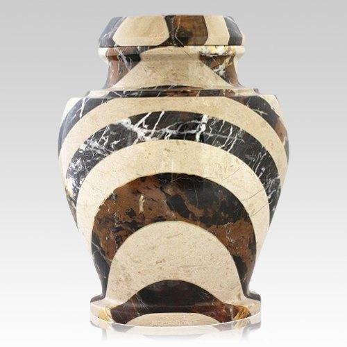 Regency Marble Cremation Urn