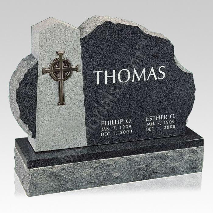 Remembrance Granite Memorial Headstone