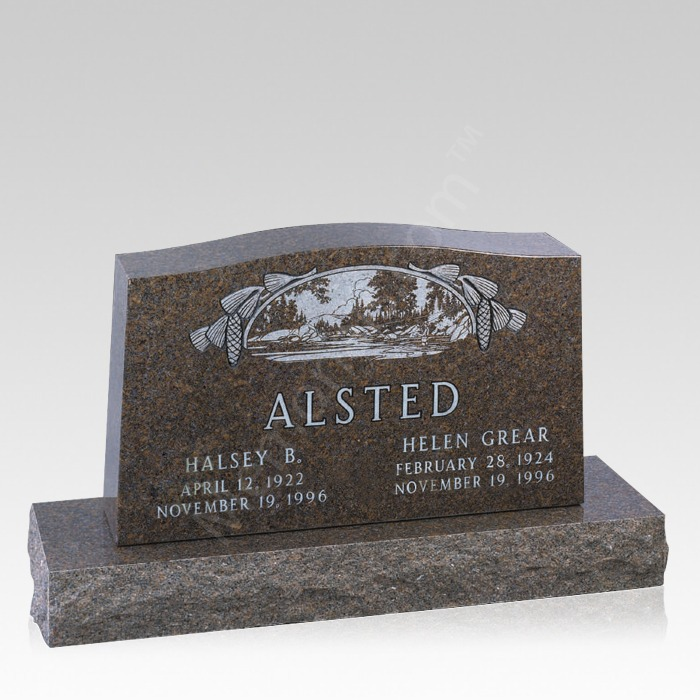 Rest in Peace Grave Headstone