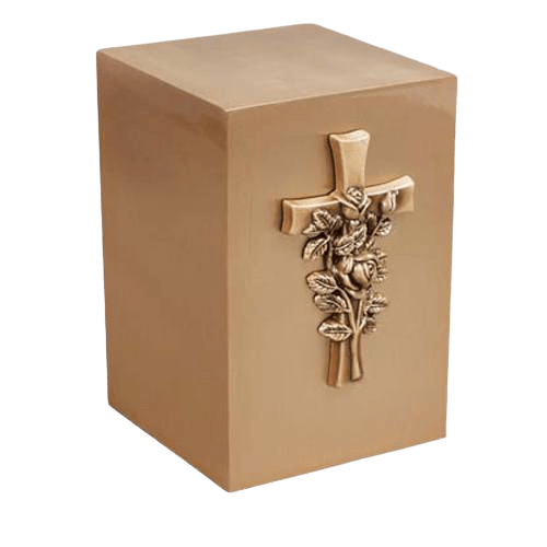 Resurrection Bronze Cremation Urn