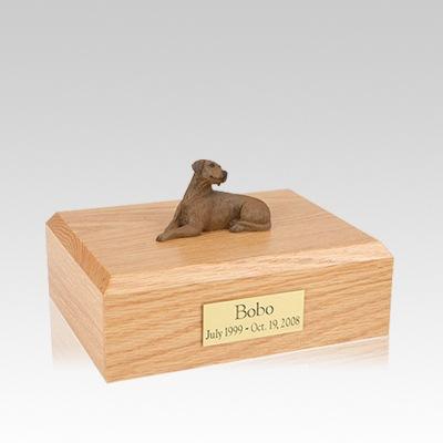 Rhodesian Ridgeback Medium Dog Urn
