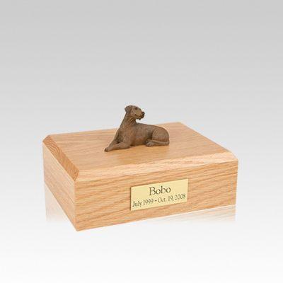 Rhodesian Ridgeback Small Dog Urn