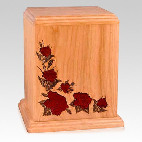 Rose Child Cremation Urns