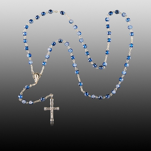 Rosette Cremation Rosary